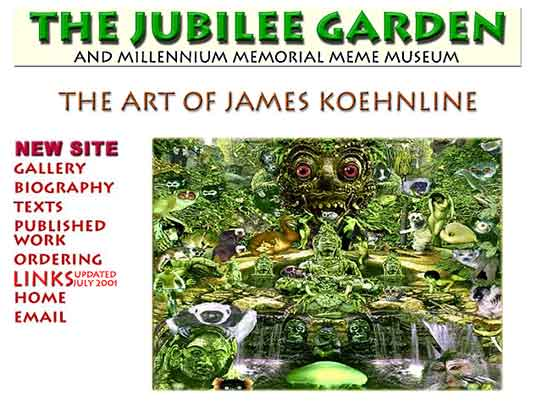 jubilee garden interface